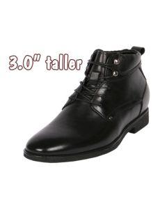 "Phoenix, Tall Men 3"" Height Increasing Elevator Shoes CYB350"