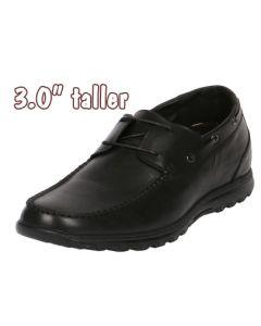 "JOTA's Combination Semi Dressy & Casual Boat Shoes 3"", CYC30BL"