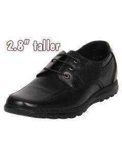 "Men's Combination Semi Dressy & Casual Apron Shoes 2.8"" Tall, CYC81"