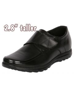 """Combination Semi Ddress & Casual Height Elevator Shoes 2.8"""" Tall, CYC91"""