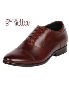 """Chicago, 3"""" Tall Men Height Elevator Shoes & Shoe Lifts"""
