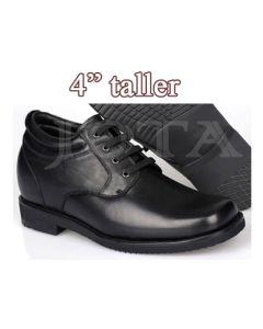 """Height Taller Boots -4"""" taller zipper , Layne"""