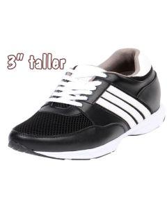 "JOTA Height Gain By 3"" Tall Mens Tennis Shoe GKC022"