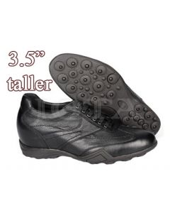 """Shoes with built in height-3.5"""" taller"""