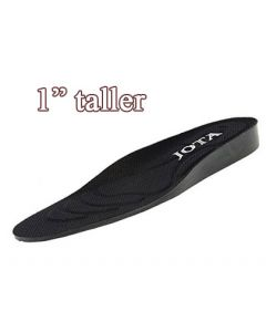 """IN1, Shoe lifts for height, 1"""" tall"""