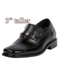 KL6020, Hidden heels for men-3.2 tall height, Conwy