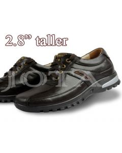 """Height Casual 2.8"""" Elevator Shoes-KT96C"""