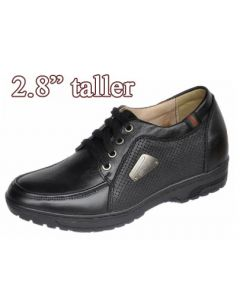 NC336 Elevated Casual Shoes-2.8 Inch taller, SKC56