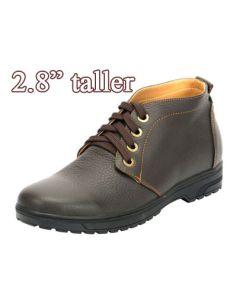 """NC360, Height Enhanced Shoes for Men-2.8"""" taller, SKB65"""
