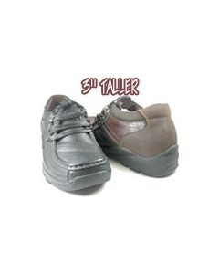 """SC188, Height increase shoes-3"""" taller"""
