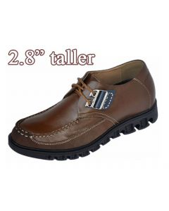 """SC2659, Elevator shoes casual-2.8"""" taller, SKC81"""