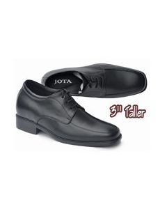 """SKD10, Apron Dress Shoes, 3"""" Height Increasing"""