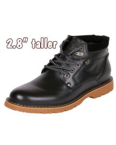 Work Boots for Height Adding 2.8 Inch Tall, TB7018