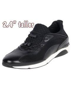 Men's Outdoor Tennis Shoe Adding Height 2.4 Inch Tall, TC567