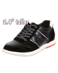 Elevator Tennis Shoes 2.4 Inch (6 cm) Tall - TC6036