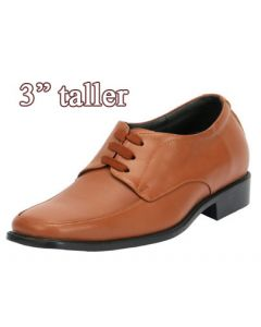 """TD9226, Guys shoes for Increasing Height-3"""" taller, SKD101"""
