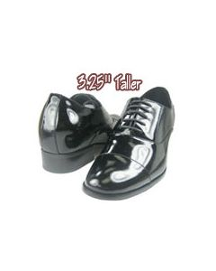 """TX-2988, Extra high shoes formal-3.2"""" height"""