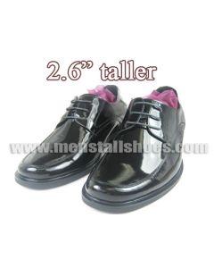 "TX9997, Men's formal shoes-2.6"" taller"