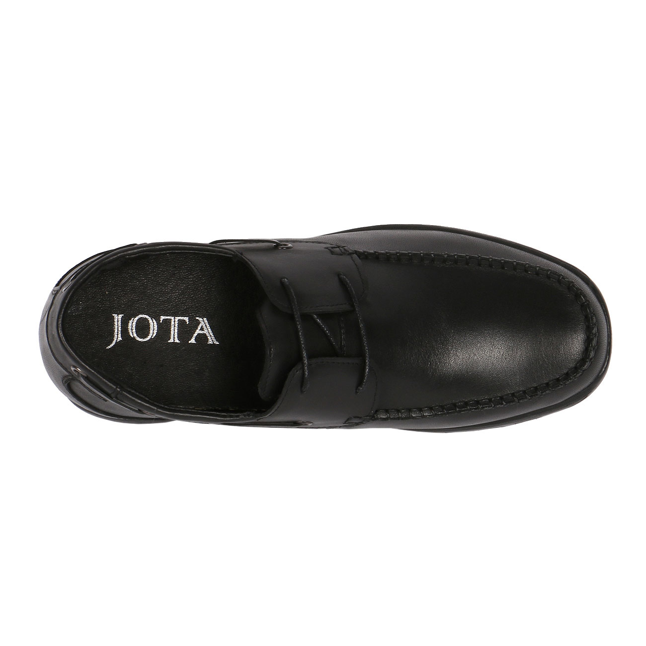 Height Increasing Tall Mens JOTA's Boat Shoes, CYC30BL