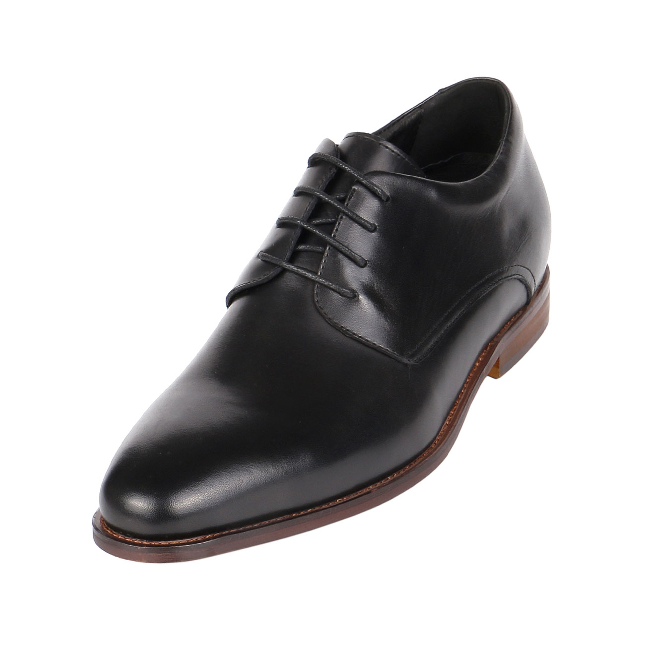 Men's Novel Slim Tall Shoes for Increasing Height