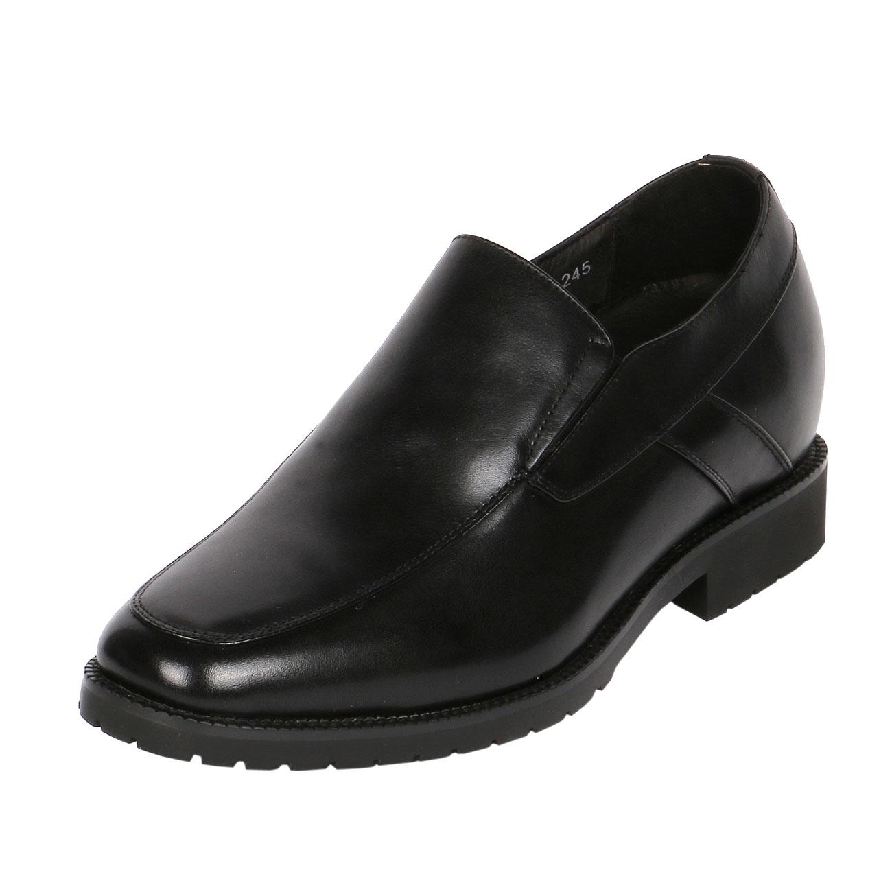 Men's Jota Apron Toe Lace Shoes Increasing Hight 3
