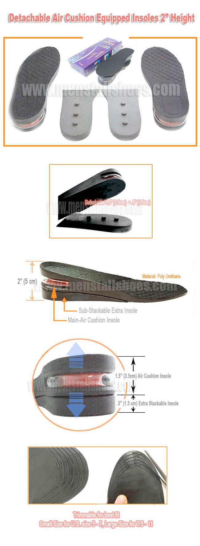 Shoe Insoles/Inserts, 2