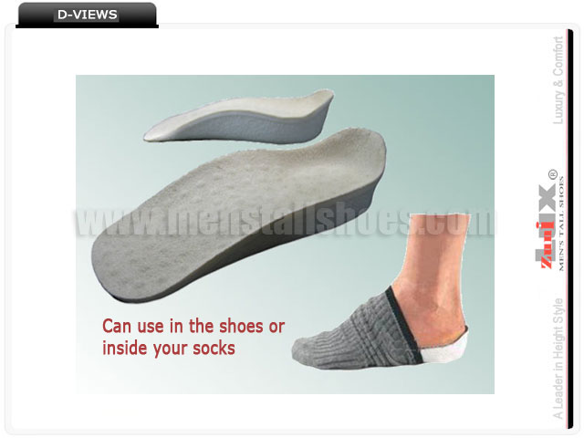 Sock insoles