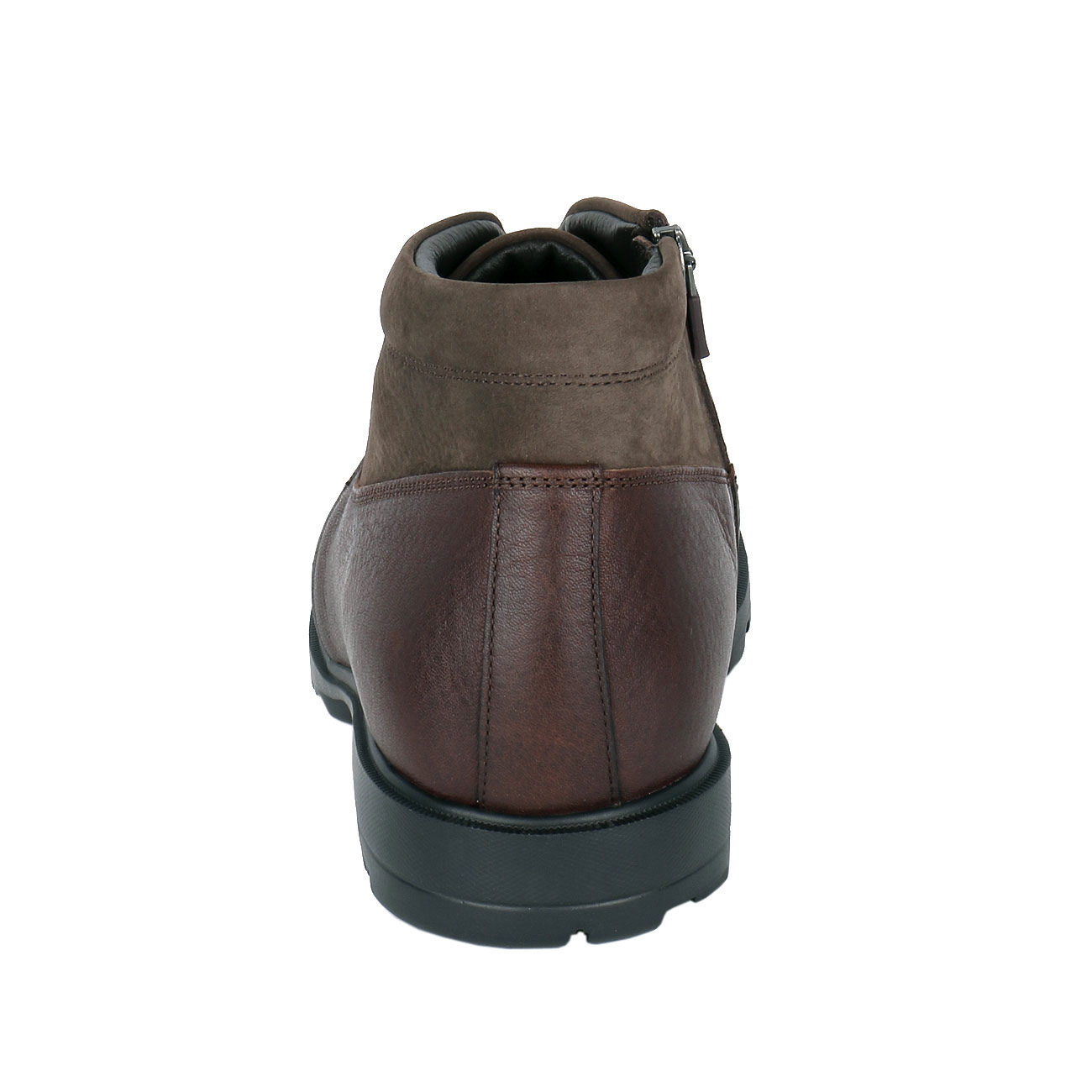 The Men's Height Leather Boot To Enrich Short Height By 2.5 Inch Tall