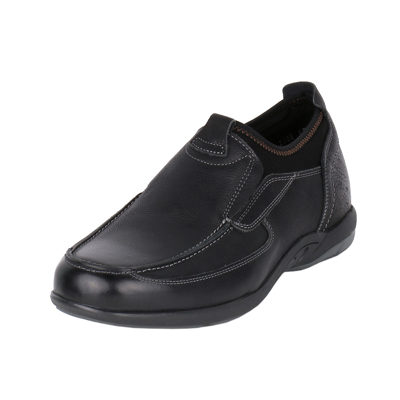 Fashion Slip on Shoe Comfort & Versatility Height Elevation 2