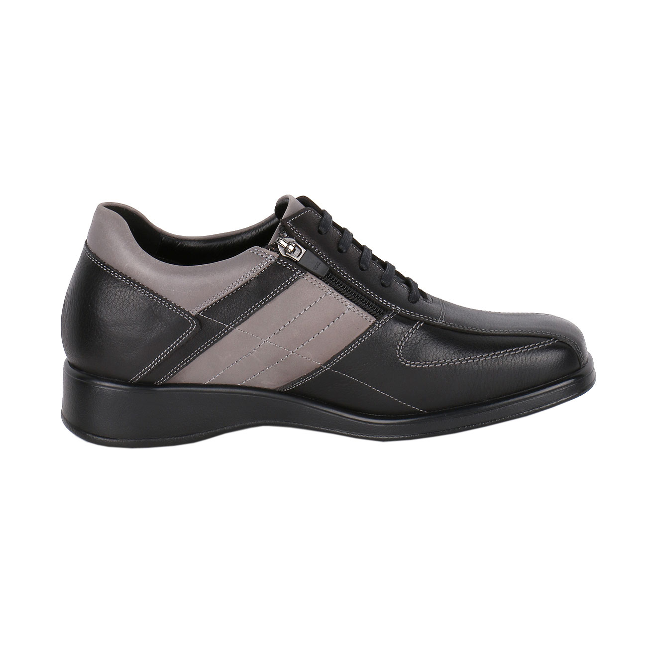 Jota Casual Leather Driving Bicycle Design Shoe 3 Tall JWC513