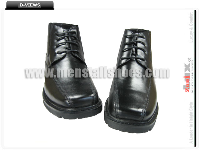 JB119, Boots shoes for short men -3.5 height, Candleston