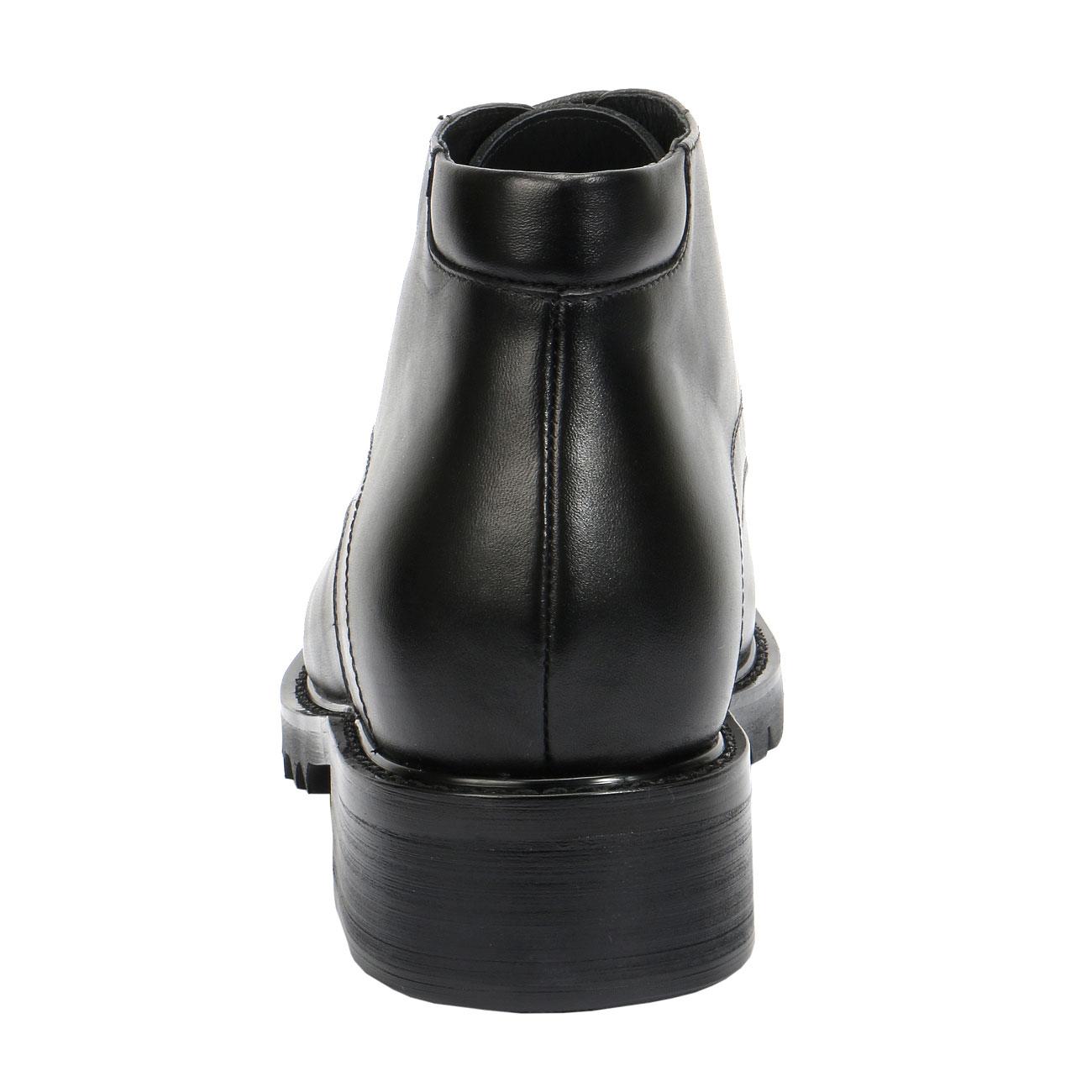 Boots shoes for short men