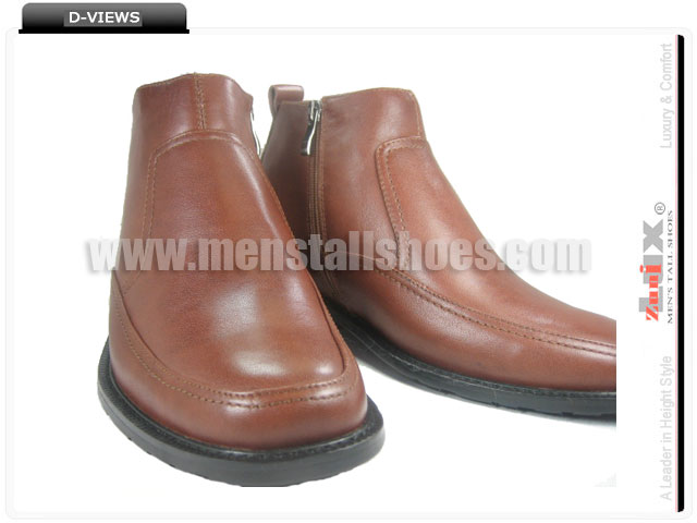 Height lifted boots