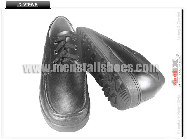 High heels for men