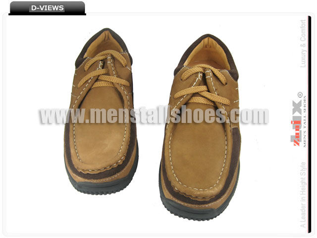 Lift man shoes