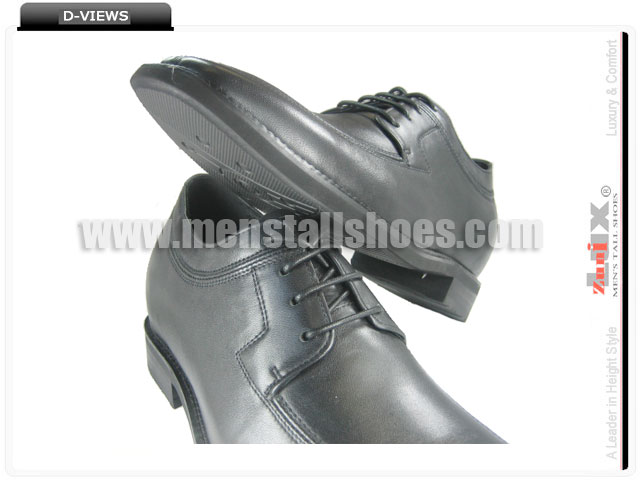 Men boost dress shoes