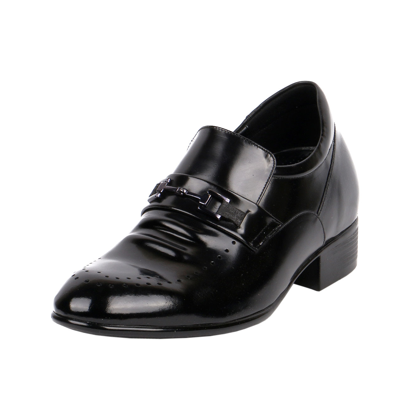 KL613, Limited Comfort  Wide With Loafer Executives To Glamorize On Special Occasions-1