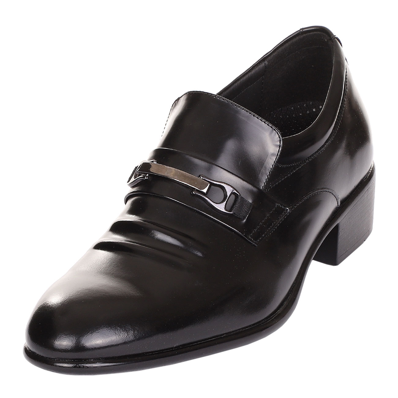 KL9640, Limited Comfort  Luxury Loafer Executives To Glamorize On Special Occasions-1