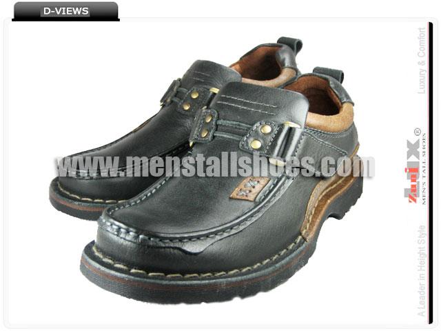 Elevator shoes comfort