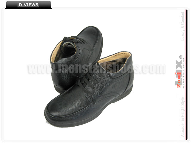 Elevating taller boots for men, Casual outdoor