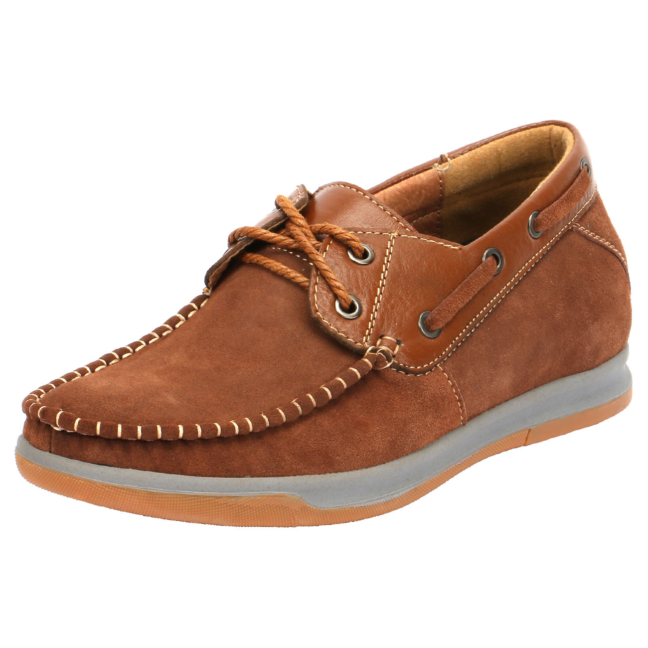 Casual elevator shoes for men-1