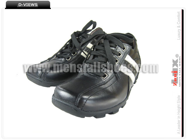 Short Height Casual Shoes
