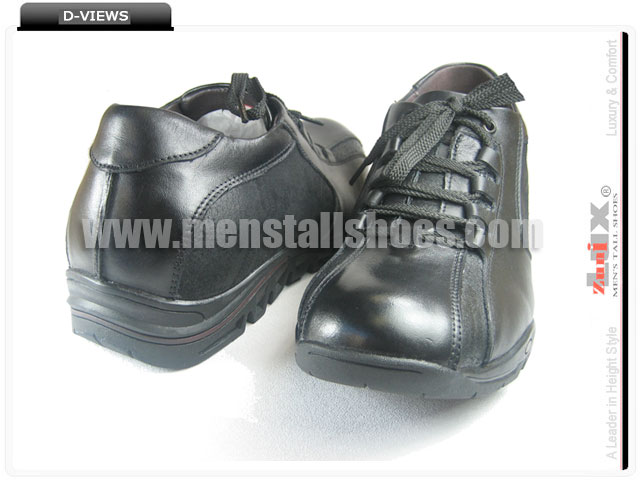 Men's height shoes