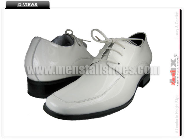Formal dress shoes for height