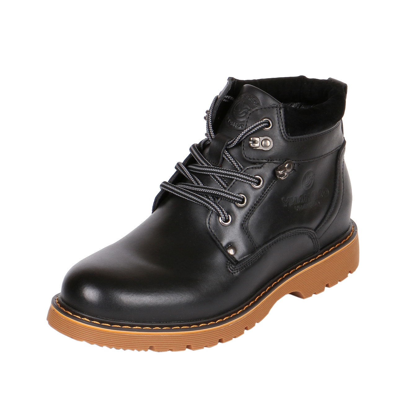 Men's Work Boots for Height-view1