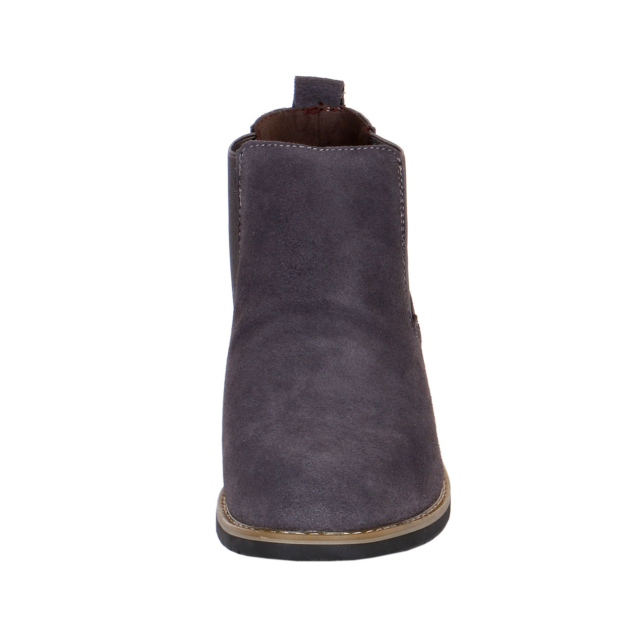 Height Elevator Boots Suede Chelsea Style-view2