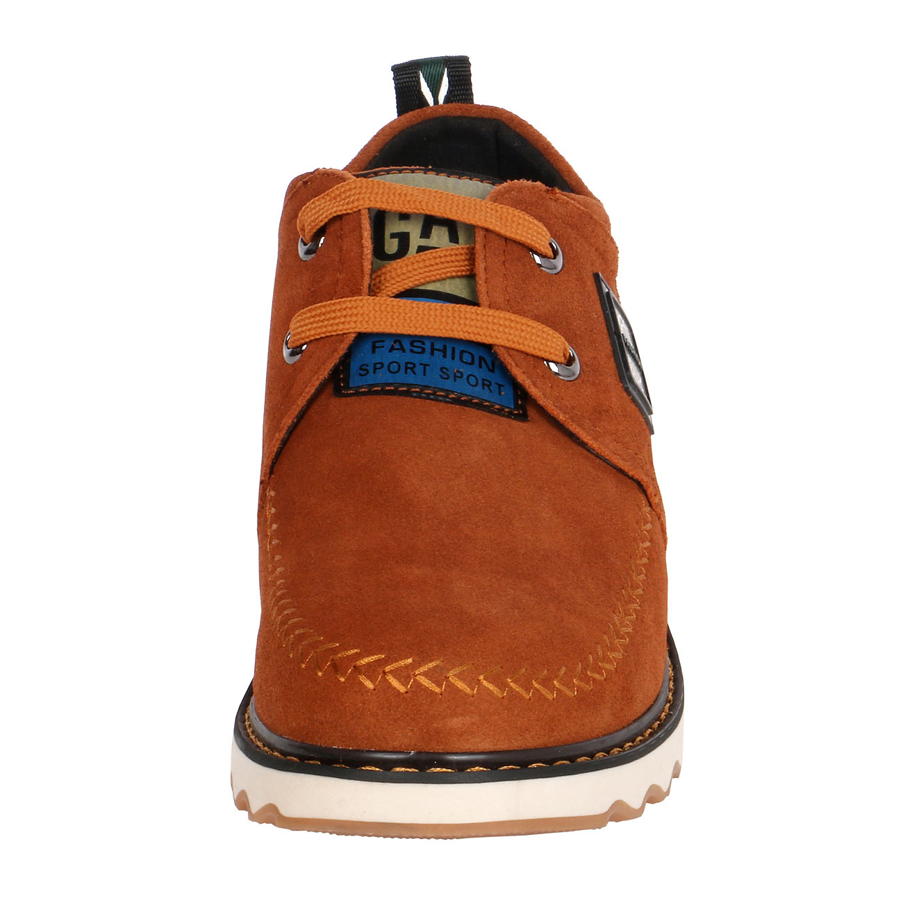Campus Outdoor Life Men's Suede Casual Shoe 2.4