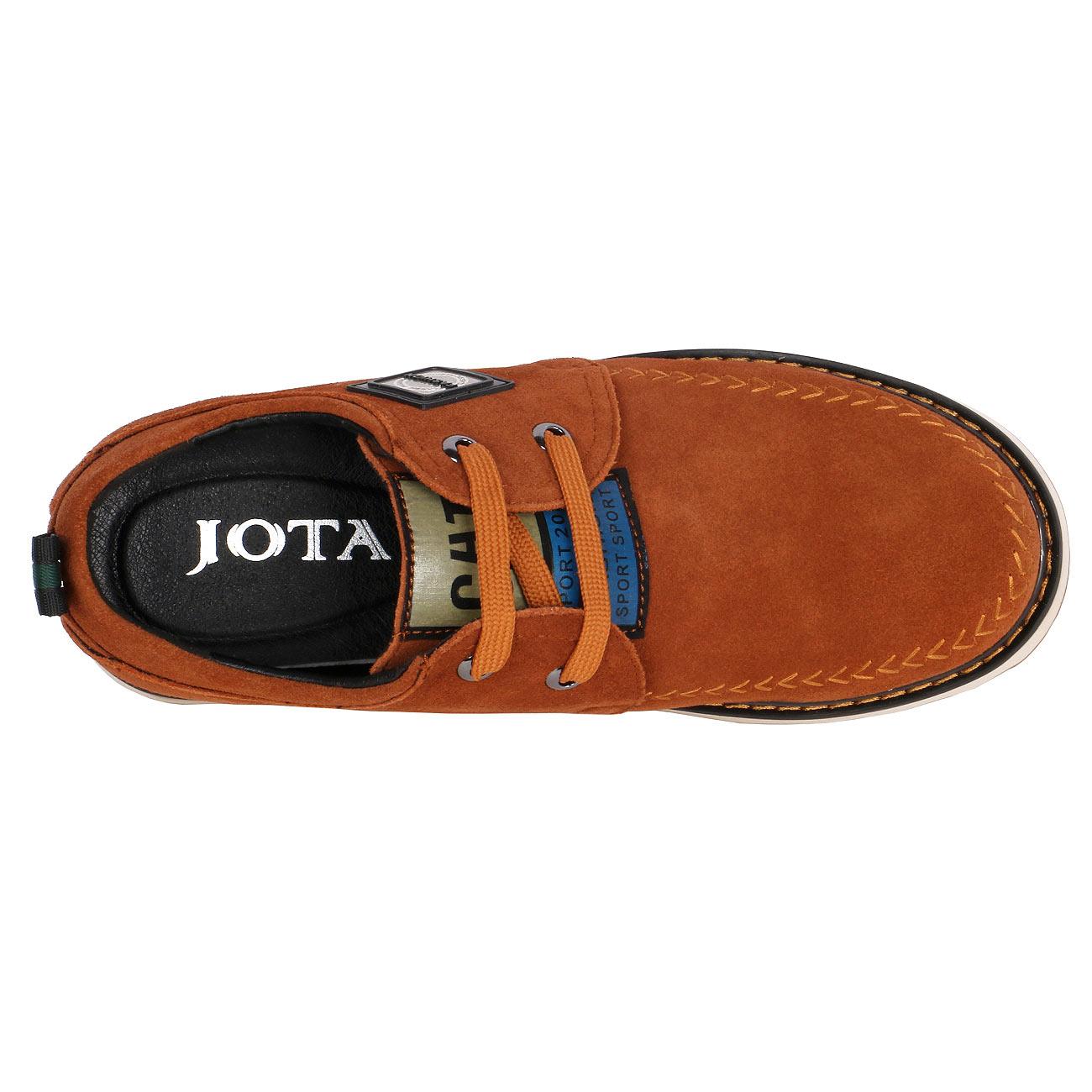 Campus Outdoor Life Men's Suede Casual Shoe 2.4