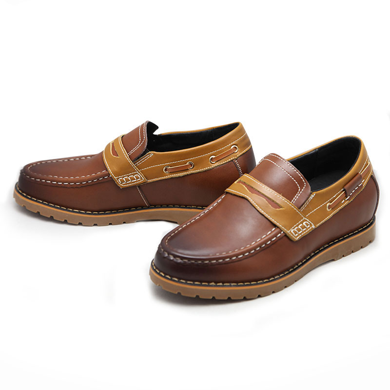 Boat shoes for height-view5