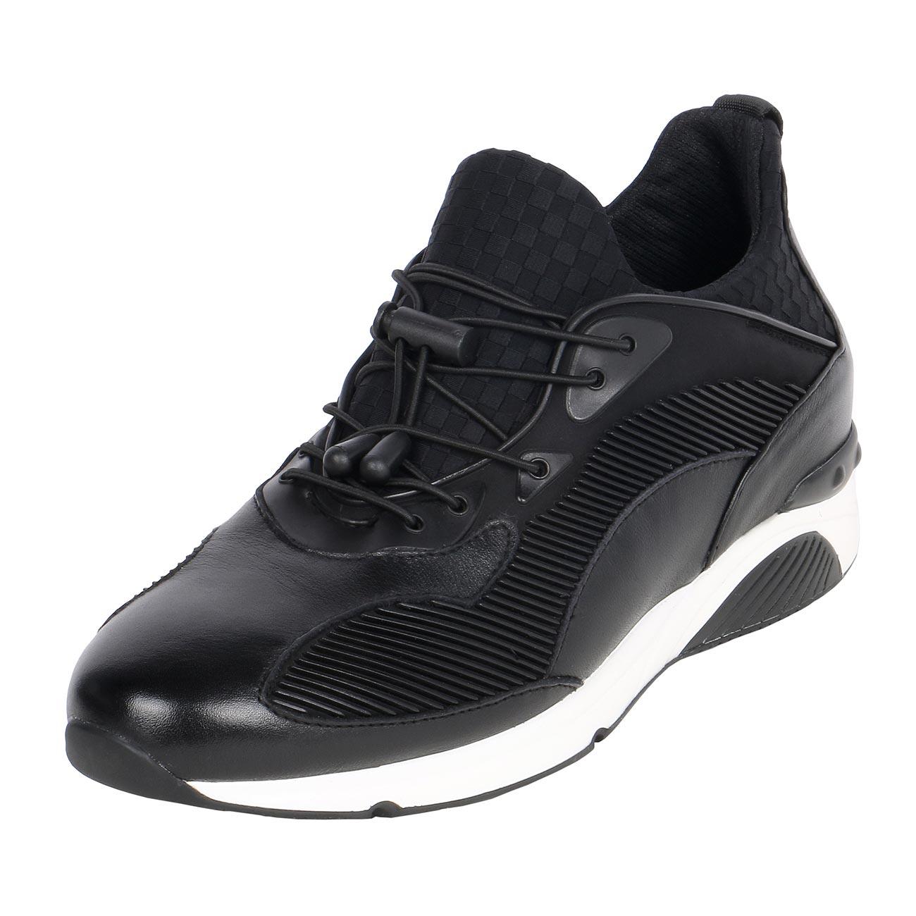 Men's Outdoor Tennis Shoe Adding Height-1